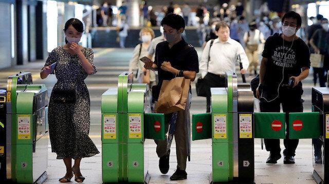 Japonya'dan sert önlem: Yabancıların ülkeye girişi yasaklandı
