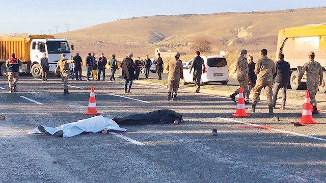 Urfa'da arazi katliamı: 5 kişi öldü