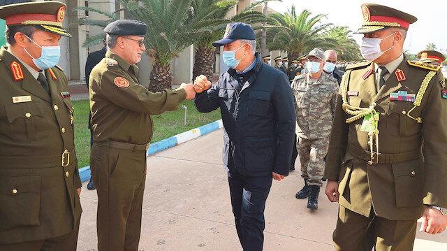 Libya çıkarması