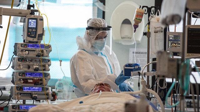 ABD'de koronavirüs bilançosu: Ölenlerin sayısı 340 bine yaklaştı
