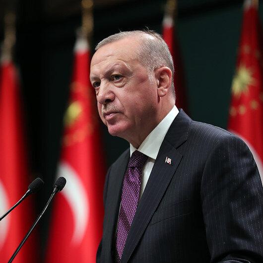 Cumhurbaşkanı Erdoğandan CHPye Demirtaş tepkisi: Yetki sahibi olsalar bu terörist destekçisini serbest bırakacaklar
