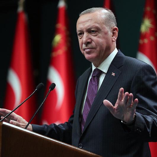 Cumhurbaşkanı Erdoğan: İngiltere ile Serbest Ticaret Anlaşmasını imzalıyoruz