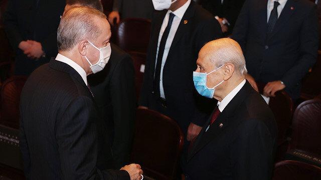 Cumhurbaşkanı Erdoğan: 18 yılda 4 bin 440 eseri ait olduğu topraklara kavuşturduk