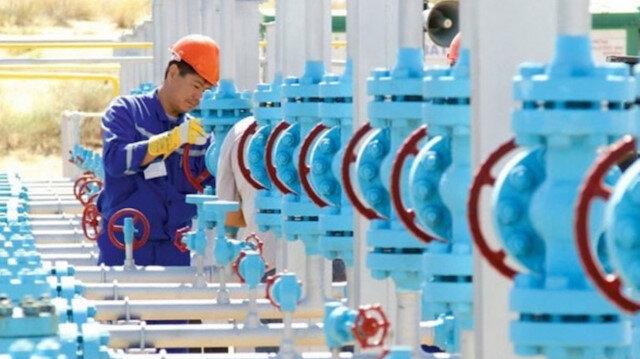 Doğal gaz ithalatı ekimde yüzde 28 arttı