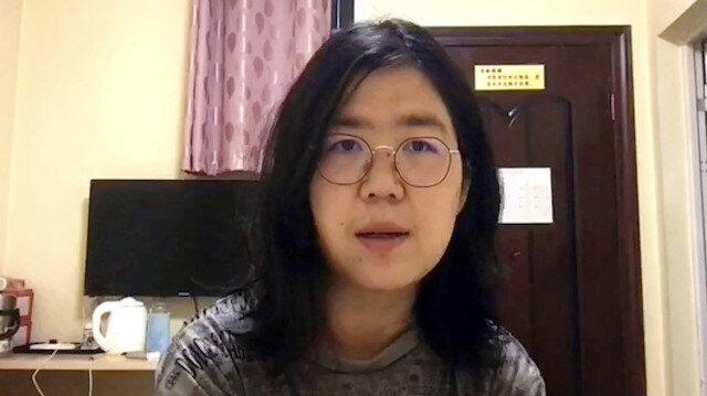 Koronavirüs salgınını haber yapmıştı: Çinli gazeteciye hapis cezası