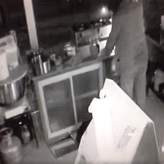 Bir garip hırsızlık: Girdiği lokantada önce yemek yapıp yedi sonra sadaka kutusunu çaldı