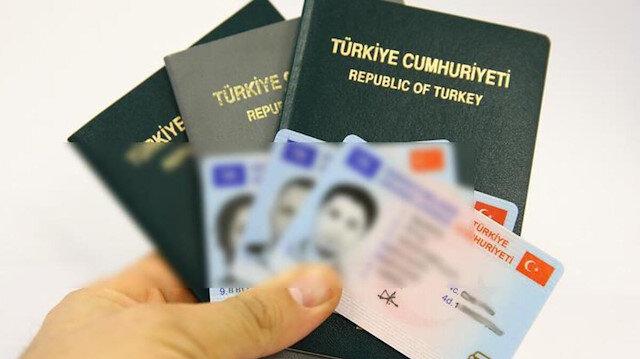 Pasaport ve sürücü belgesi harçları değişiyor