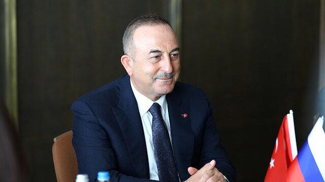 Dışişleri Bakanı Çavuşoğlu'ndan Hafter'e net mesaj: Bize yönelik bir tehdit oluşursa, yanıt vermekte gecikmeyiz