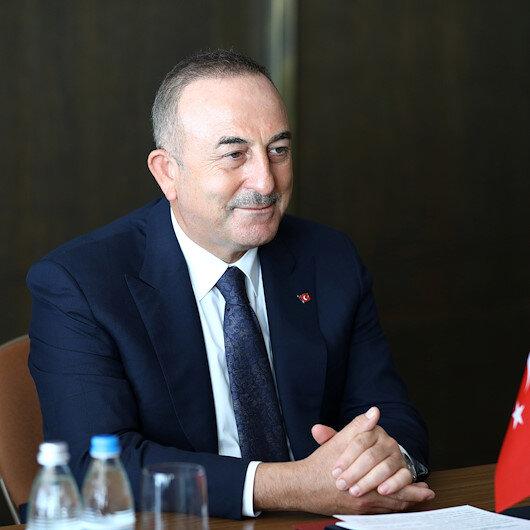 Dışişleri Bakanı Çavuşoğlundan Haftere net mesaj: Bize yönelik bir tehdit oluşursa, yanıt vermekte gecikmeyiz