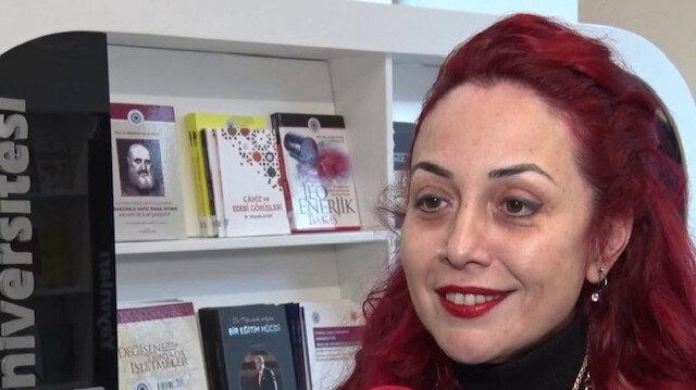 Canice öldürülen Aylin Sezer katıldığı TV programında şiddet üzerine konuşmuştu