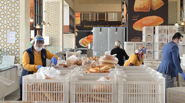 Ankara'da ekmeğe zam: Fiyat 25 kuruş artırıldı