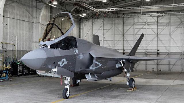 ABD'li havacılık şirketine koronavirüs darbesi: F-35 savaş uçağı üretimi yüzde 8 düştü
