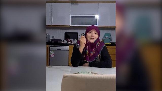 Vali Yardımcısı Mevlüt Özmen'in annesinden kalplere dokunan 'Bu vatan kimin' şiiri