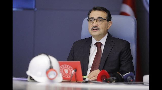 Enerji ve Tabii Kaynaklar Bakanı Dönmez: Avrupa'da 21 ülkenin toplam yenilenebilir kurulu gücünü geride bıraktık