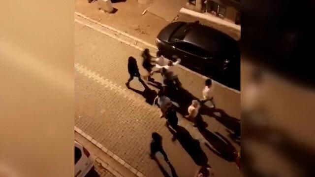 Esenyurt'ta yabancı uyruklularla mahalle sakinleri birbirine girdi