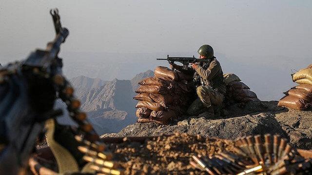 MSB: 10 PKK'lı terörist etkisiz hale getirildi