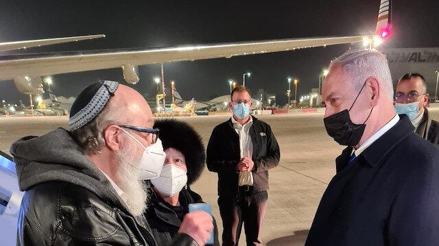 ABD'deki tutuklu İsrail ajanı 35 yıl sonra İsrail'de