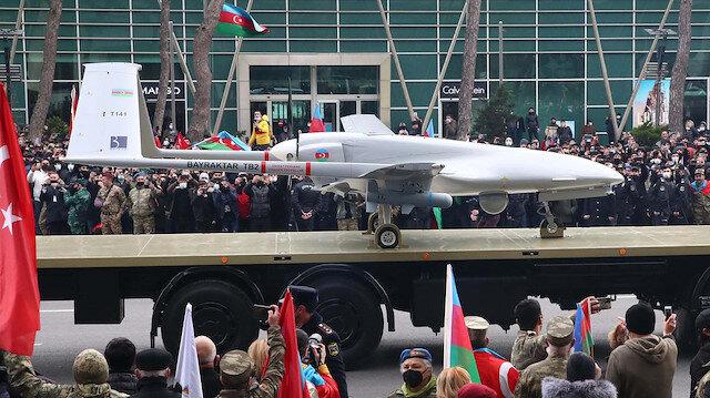 Azerbaycan zaferinin ardından İngiltere gözünü İHA'lara dikti: Türkiye İHA'larla bölgesel dengeleri değiştirdi