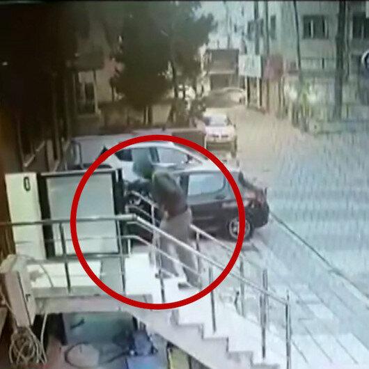 Aylin Sözeri öldüren kişinin binaya giriş anı görüntüleri ortaya çıktı