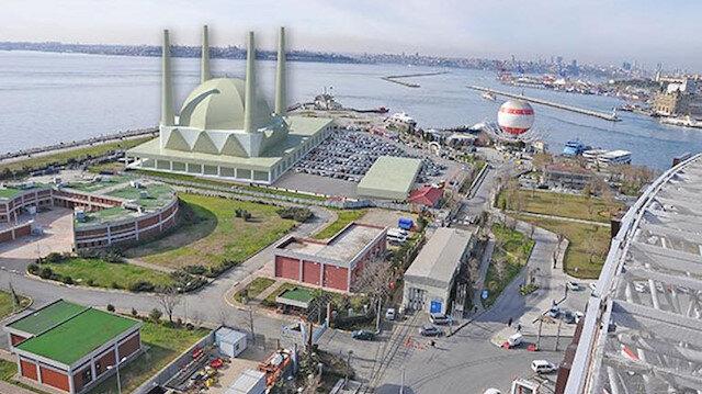 Kadıköy sahiline cami yapılmasına CHP ve Mimarlar Odası itiraz etti: Dev projeye mahkemeden iptal kararı