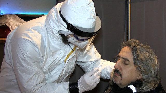 Almanya'da vakalar arttı: Kafeler koronavirüs test merkezlerine dönüştürüldü