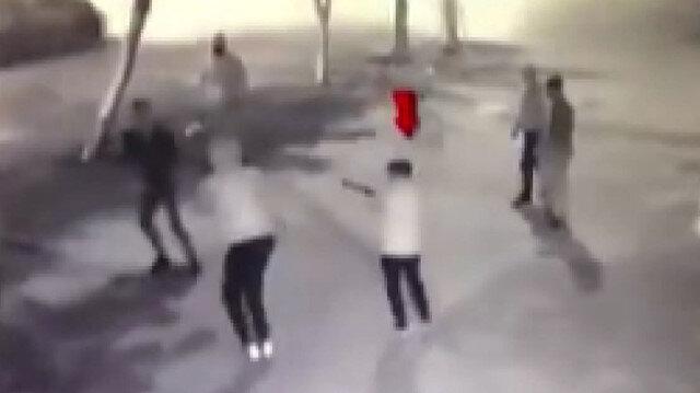 Gaziantepte sokak ortasında dehşet: Gasp edemedikleri genci öldüresiye dövdüler