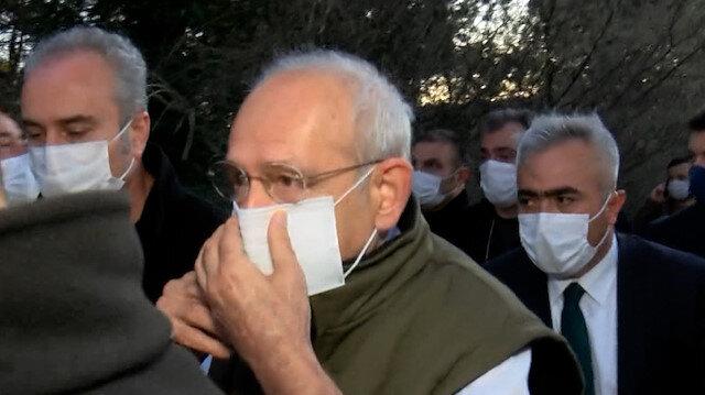 Kemal Kılıçdaroğlu 'Süleyman Girgin' sorusunu yanıtsız bıraktı