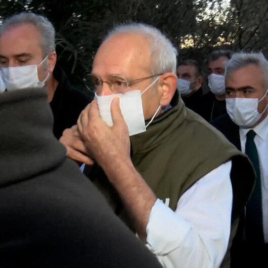 Kemal Kılıçdaroğlu Süleyman Girgin sorusunu yanıtsız bıraktı