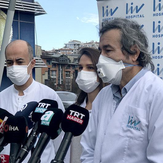 Omarın doktorundan açıklama: Durumu düne göre daha iyi