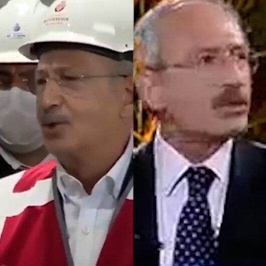 CHP lideri Kılıçdaroğlunun birbiriyle çelişen başörtüsü çıkışı