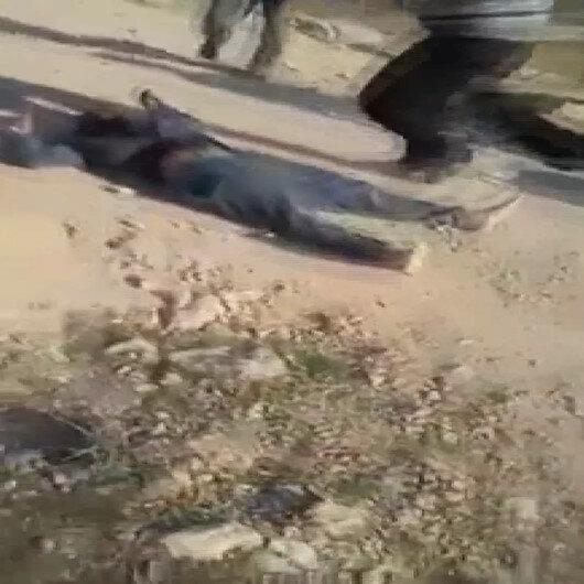 İşgalci İsrail askerinden alçak saldırı: Savunmasız Filistinli genci silahla ağır yaraladı