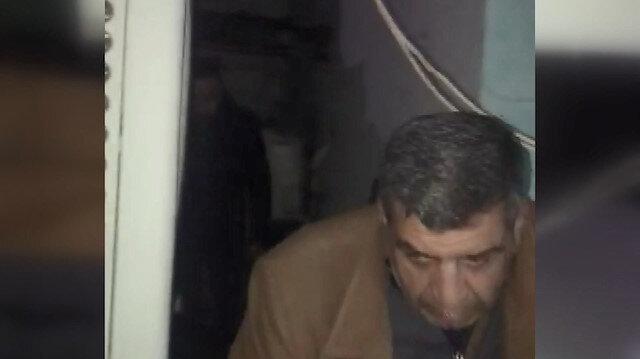 Fatih'te kumar baskını: Polislerin geldiğini görenler çatılara kaçtı