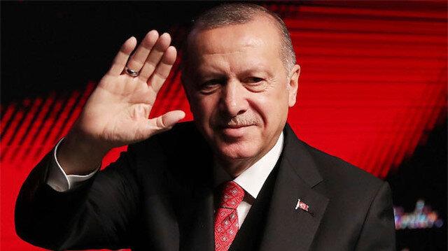 Cumhurbaşkanı Erdoğan: 2021 yılında da her zaman olduğu gibi hedeflerimize kararlılıkla yürüyeceğiz