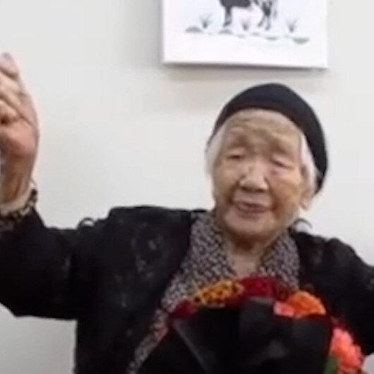 Dünyanın en yaşlı insanı Japon Kane Tanaka 118inci yaş gününü kutladı