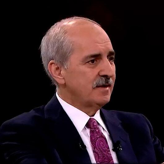 AK Parti Genel Başkanvekili Kurtulmuştan Ayasofya tepkisi: Vatikan bile bu kadar tepki göstermedi