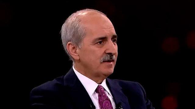 AK Parti Genel Başkanvekili Kurtulmuş'tan 'Ayasofya' tepkisi: Vatikan bile bu kadar tepki göstermedi