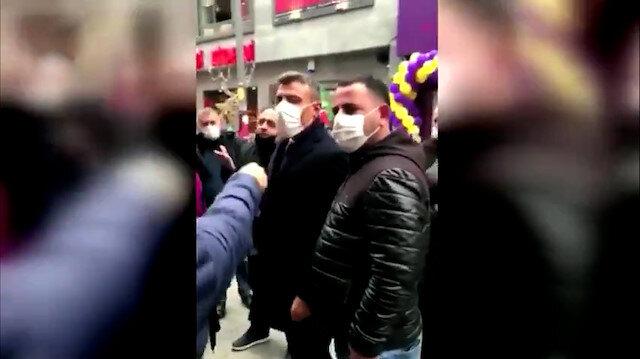 CHP'li vatandaşlar, Kılıçdaroğlu'nu eleştiren Öztürk Yılmaz'ın üzerine yürüdü