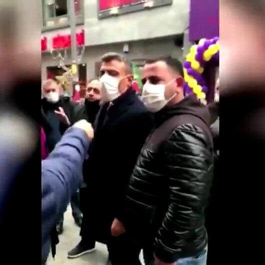 CHPli vatandaşlar, Kılıçdaroğlunu eleştiren Öztürk Yılmazın üzerine yürüdü