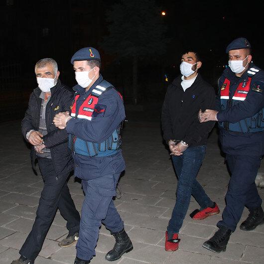 Kırşehir'de vahşetin ardından gözaltına alınan 8 kişi tutuklandı
