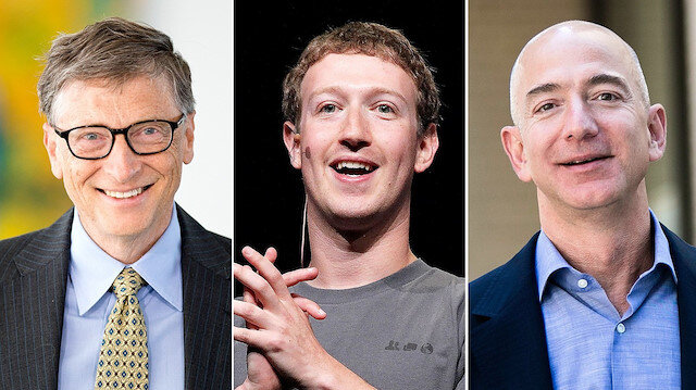 Dünyanın en zenginleri servetlerini 2020'de 1,8 trilyon dolar artırdı