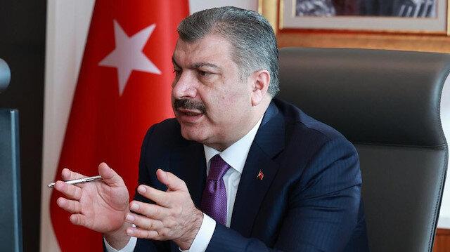 Sağlık Bakanı Fahrettin Koca'dan SMA hastaları ile ilgili açıklama