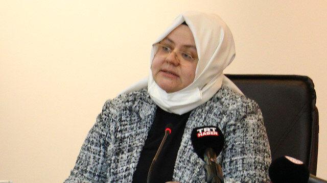 Aile, Çalışma ve Sosyal Hizmetler Bakanı Selçuk'tan SMA tedavisine ilişkin açıklama