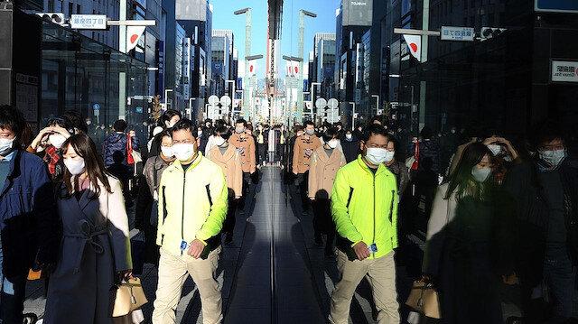 Japonya'da koronavirüs nedeniyle ikinci OHAL bekleniyor