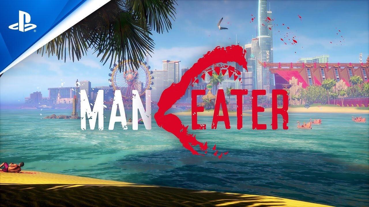 Maneater, oyunda köpek balığını kontrol etmenizi sağlıyor.