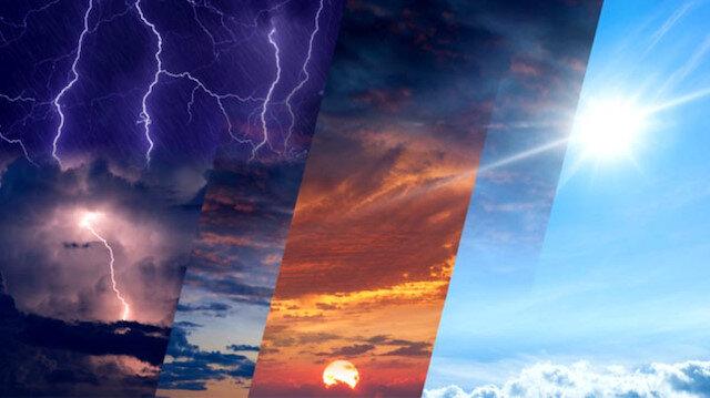 Meteoroloji duyurdu: Antalya için 'turuncu', Muğla için 'sarı' uyarısı verdi
