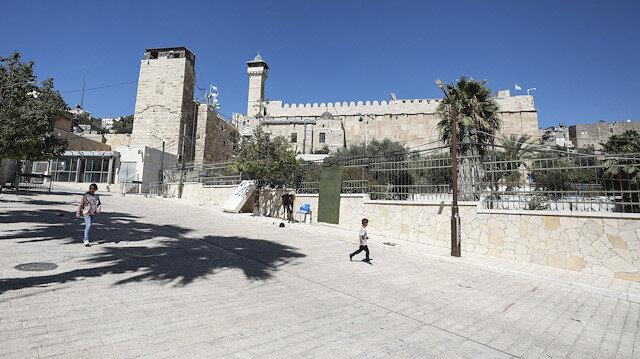 İsrail Harem-i İbrahim Camisi'nde akşam ve cumartesi günleri ezanı yasakladı