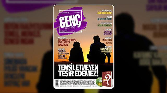 Genç Dergisi ocak sayısı çıktı