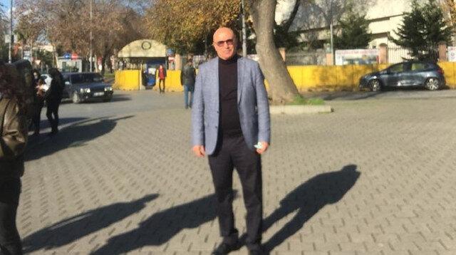 CHP'li Tanal terör örgütü ile bağlantısı çıkanlara destek için emniyete gitti