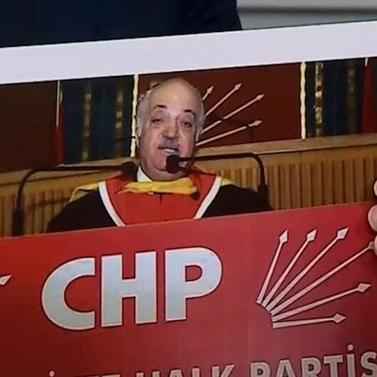 AK Parti Sözcüsü Mahir Ünal CHPli rektörleri hatırlattı