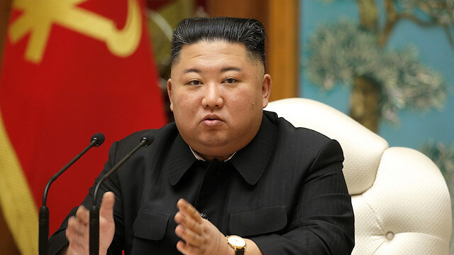 """""""Bizde hiç koronavirüs vakası yok"""" diyen Kuzey Kore lideri Kim Jong-Un ülkesine aşı istedi"""